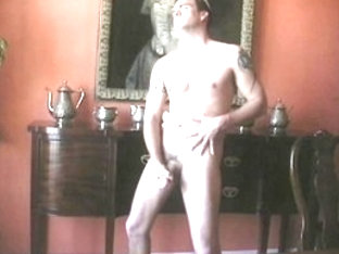Hottest male pornstar in best str8, tattoos homosexual porn video