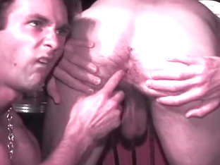 A Guy Fucks His Horny Roomates Ass