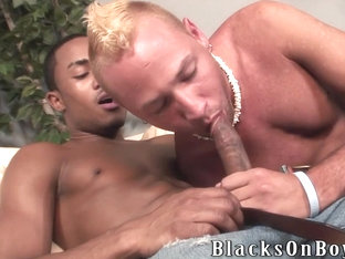 Breckin Finally Fucks A Black Guy