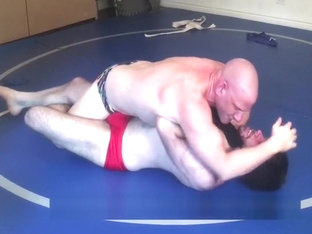 Submission Wrestling in Speedos | Krush and John Henry 3