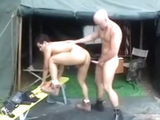 Army policeman fucks boy