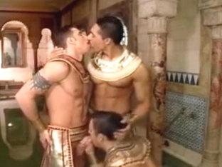 In einem aegyptischen Badehaus