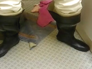 nlboots - waders underclothes lengthy johns smoke