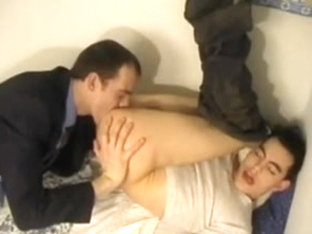 Twink gets fucked by various guys!!!