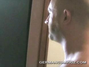 German Gay Sex Orgy Part 1