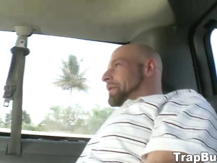 Straight bear anal fucks guy