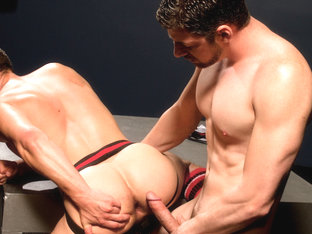 Stunners XXX Video: Andrew Stark, Colt Rivers