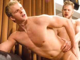 Roommates XXX Video: Cameron Foster, Logan Stevens