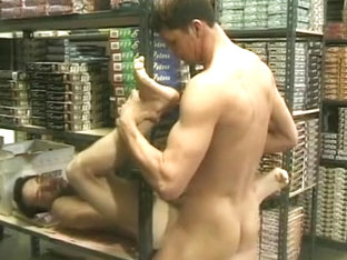 Incredible homemade gay movie with Blowjob, Doggystyle scenes