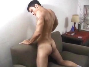 Fabulous male in horny handjob, frat/college gay xxx video