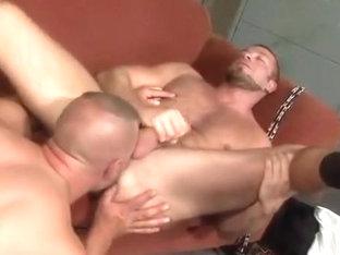 Hunky Latino Fucks Stud