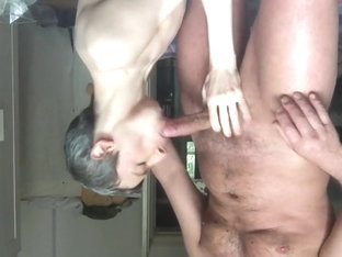 Twink is always hungry for raw cock 12