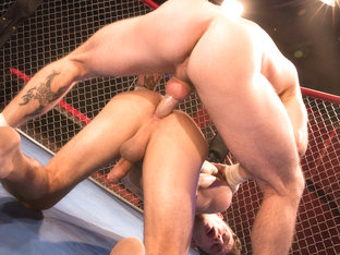 Trenton Ducati & Alexander Gustavo in TKO Total Knockouts, Scene #03 - HotHouse