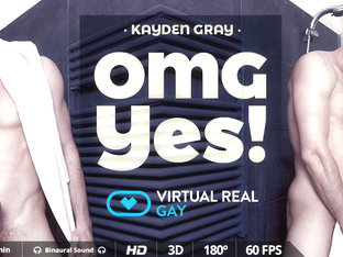 Omg Yes! - Virtualrealgay